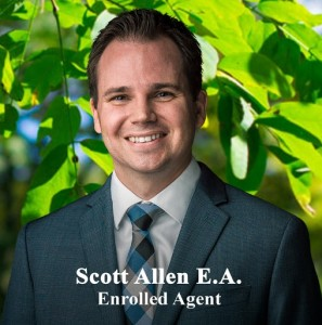 Tax Return Help Specialist In Mesa - Scott E Allen