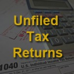 Unfiled Tax Return Help Mesa
