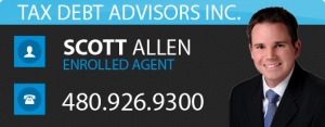 tax debt advisors
