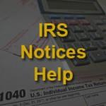 IRS Notices Help Mesa AZ
