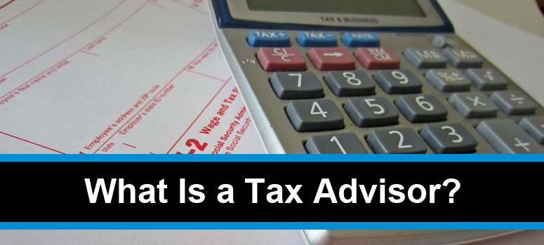 What Is A Tax Advisor